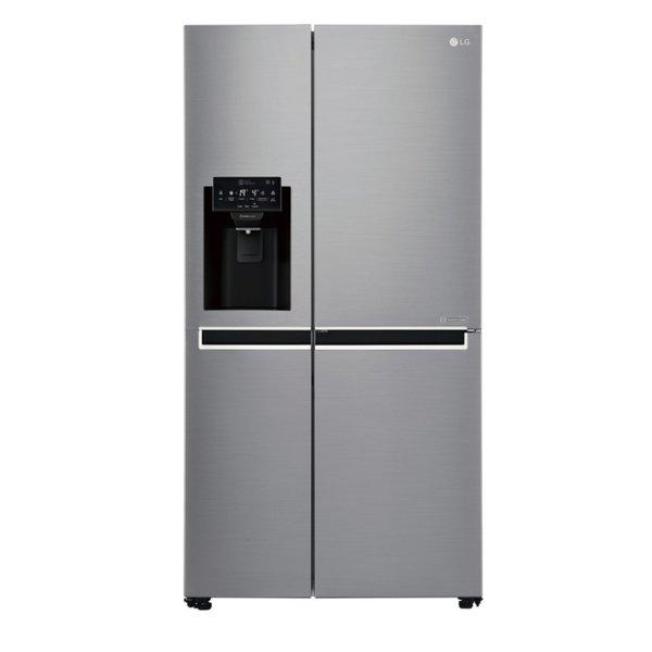 Хладилник с фризер LG GSL760PZXV SbS